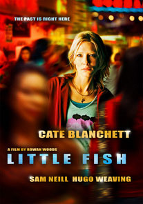 'Little Fish' poster