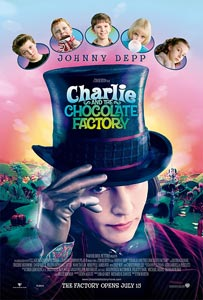 'Charlie and the Chocolate Factory' poster