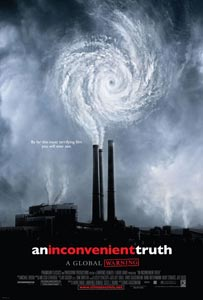 'An Inconvenient Truth' poster
