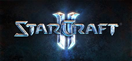 StarCraft II logo
